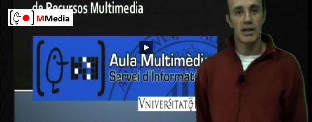Grabación Multimedia